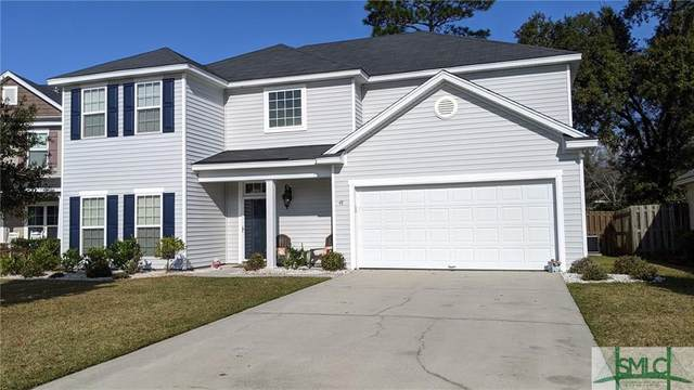 49 Tranquil Place, Pooler, GA 31322 (MLS #220271) :: The Sheila Doney Team
