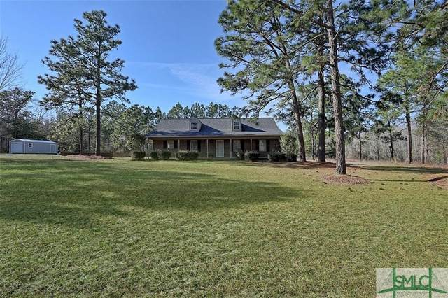 2743 Middle Ground Road, Statesboro, GA 30461 (MLS #220274) :: The Arlow Real Estate Group