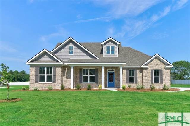 232 Dean Drive, Guyton, GA 31312 (MLS #220277) :: Coastal Savannah Homes