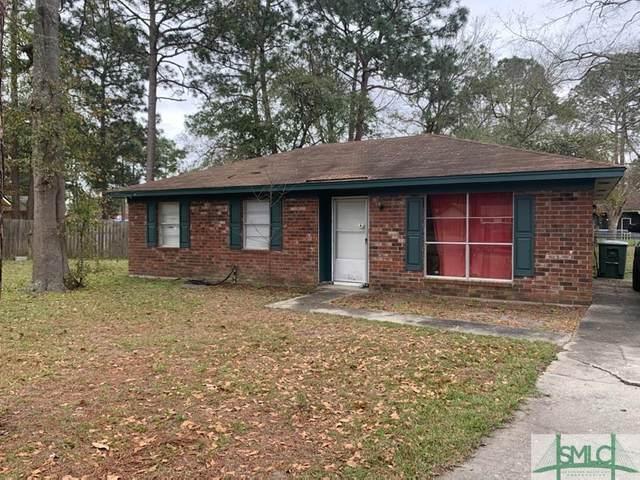 912 Greenbriar Court, Hinesville, GA 31313 (MLS #220278) :: Bocook Realty