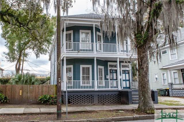 213 W 41st Street, Savannah, GA 31401 (MLS #220280) :: The Arlow Real Estate Group