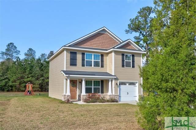 255 Old Louisville Road, Guyton, GA 31312 (MLS #220281) :: The Arlow Real Estate Group