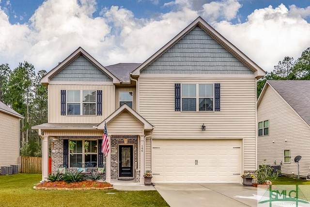 146 Green Paddock Circle, Guyton, GA 31312 (MLS #220288) :: The Arlow Real Estate Group