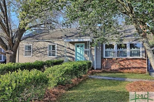 2408 E 40th Street, Savannah, GA 31404 (MLS #220291) :: The Arlow Real Estate Group