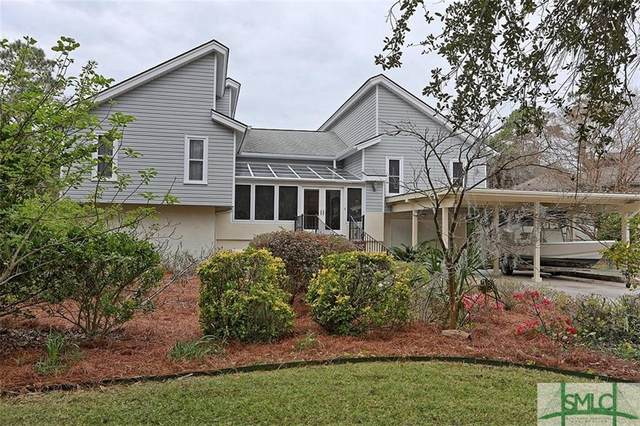 215 Debra Road, Savannah, GA 31410 (MLS #220321) :: McIntosh Realty Team