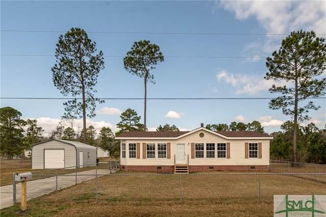 75 Willow Lane NE, Ludowici, GA 31316 (MLS #220326) :: Bocook Realty