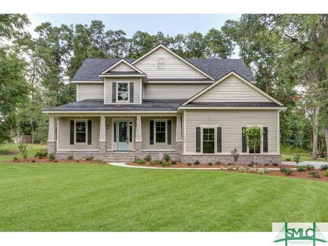 104 Wagon Wheel Way Way, Guyton, GA 31312 (MLS #220331) :: The Arlow Real Estate Group