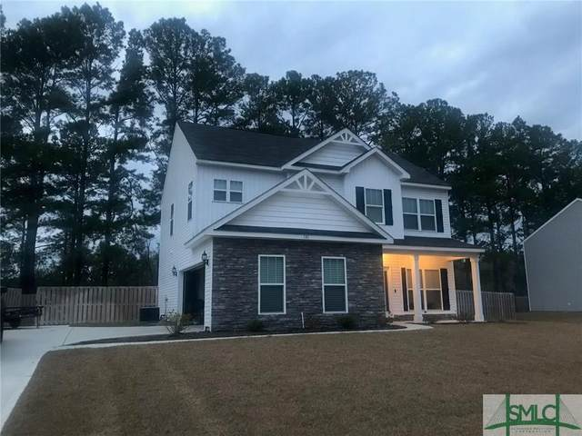 121 Summer Station Drive, Guyton, GA 31312 (MLS #220348) :: The Arlow Real Estate Group