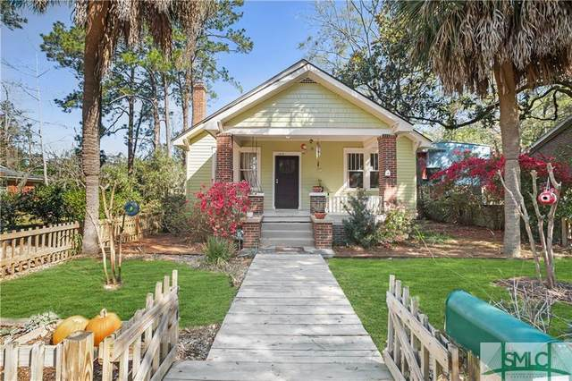 1818 E Duffy Street, Savannah, GA 31404 (MLS #220363) :: McIntosh Realty Team