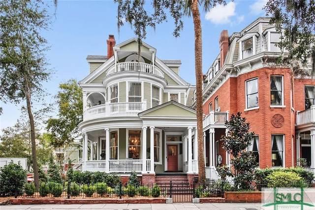 705 Whitaker Street, Savannah, GA 31401 (MLS #220373) :: McIntosh Realty Team