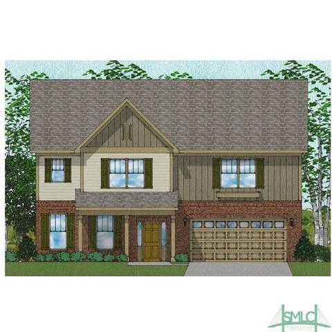 91 Winslow Circle, Savannah, GA 31407 (MLS #220380) :: McIntosh Realty Team
