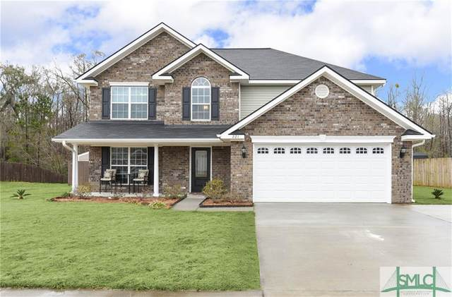 221 Outpost Trail, Midway, GA 31320 (MLS #220384) :: McIntosh Realty Team
