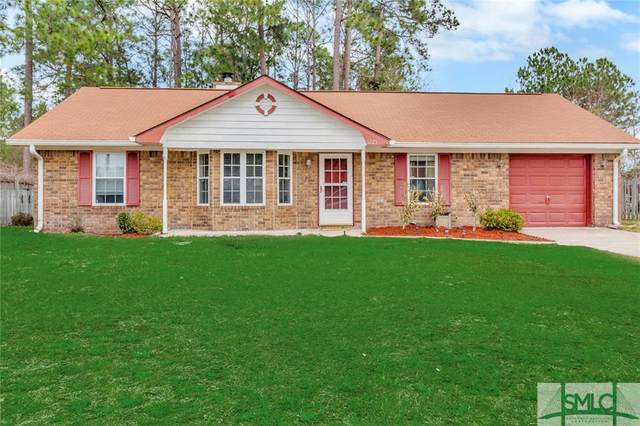 1225 Desert Storm Drive, Hinesville, GA 31313 (MLS #220416) :: Level Ten Real Estate Group