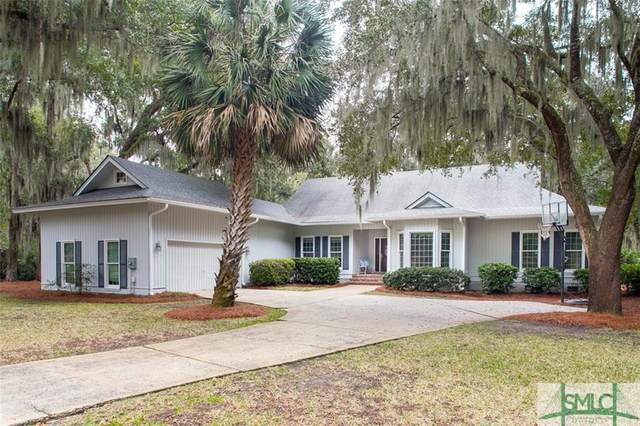 1 Flying Jib Lane, Savannah, GA 31411 (MLS #220434) :: McIntosh Realty Team