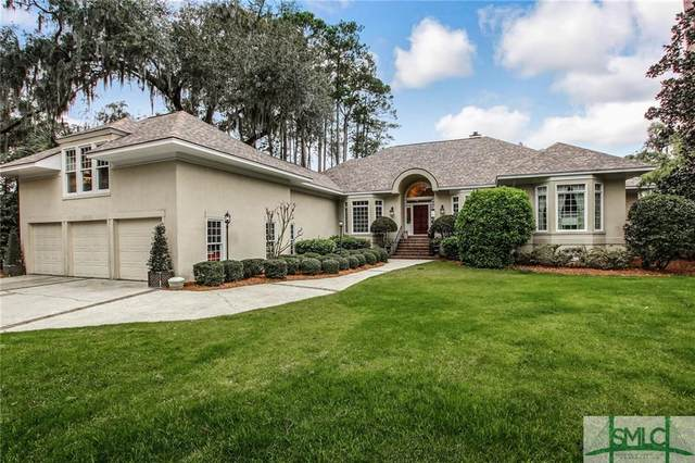 3 Seafarer's Circle, Savannah, GA 31411 (MLS #220443) :: McIntosh Realty Team