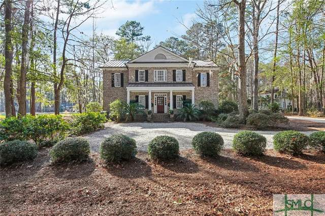 466 Belted Kingfisher Lane, Richmond Hill, GA 31324 (MLS #220451) :: The Arlow Real Estate Group