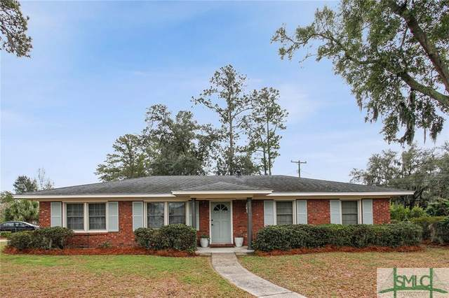 213 Sea Island Drive, Savannah, GA 31410 (MLS #220474) :: McIntosh Realty Team