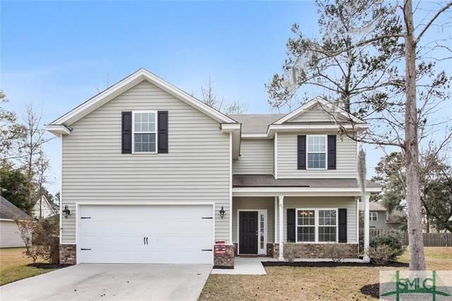 211 Mosswood Drive, Savannah, GA 31405 (MLS #220483) :: Teresa Cowart Team