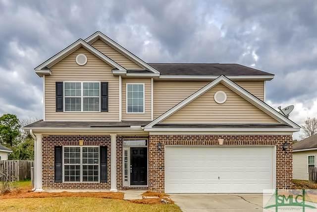 130 Willow Point Circle, Savannah, GA 31407 (MLS #220485) :: Heather Murphy Real Estate Group