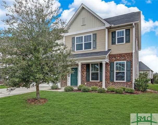 109 Winslow Circle, Savannah, GA 31407 (MLS #220492) :: McIntosh Realty Team