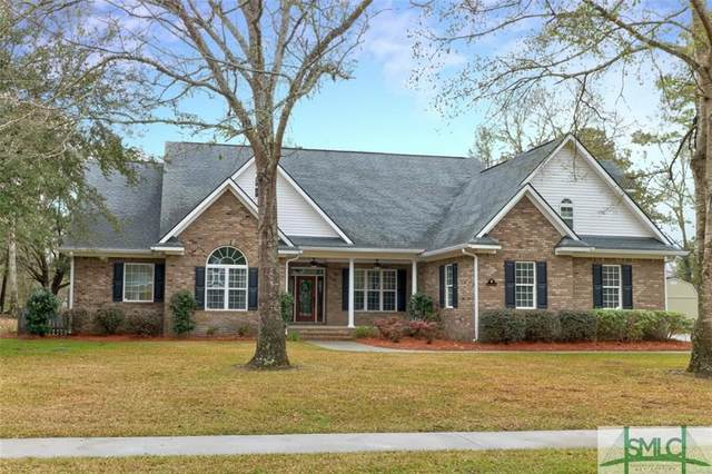 2 Lakeview Drive, Guyton, GA 31312 (MLS #220502) :: The Sheila Doney Team