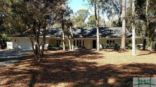 146 Mercer Road, Savannah, GA 31411 (MLS #220518) :: McIntosh Realty Team