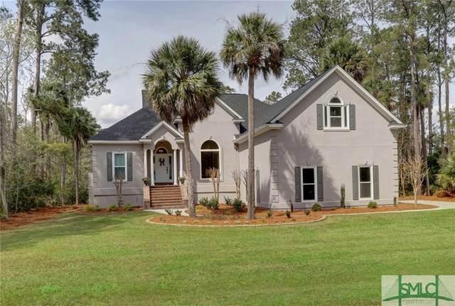 50 Mulberry Bluff Drive, Savannah, GA 31406 (MLS #220530) :: Heather Murphy Real Estate Group