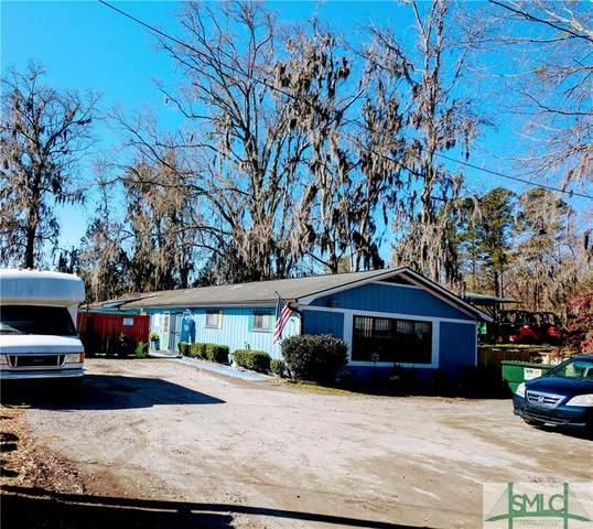 2826 Us 80 Highway, Garden City, GA 31408 (MLS #220534) :: Bocook Realty