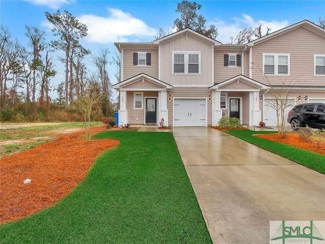 153 Lake Lily Drive, Richmond Hill, GA 31324 (MLS #220550) :: Teresa Cowart Team