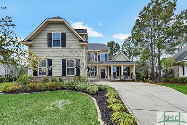 25 Dove Drake Drive, Richmond Hill, GA 31324 (MLS #220553) :: Bocook Realty