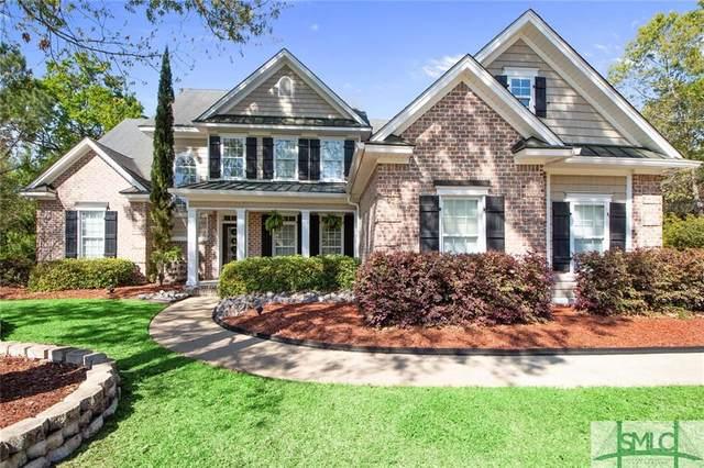 15 Chastain Circle, Richmond Hill, GA 31324 (MLS #220560) :: Bocook Realty
