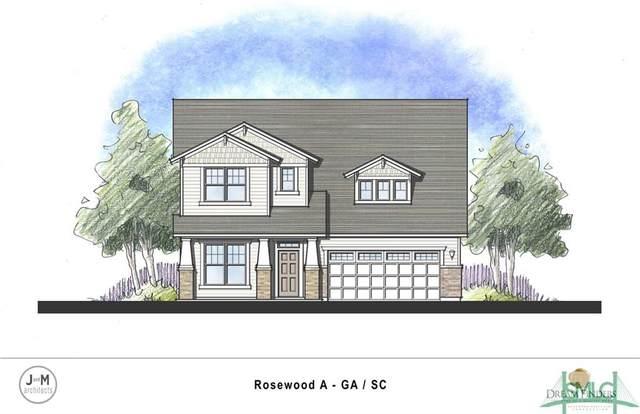 77 Rimmon Street, Richmond Hill, GA 31324 (MLS #220595) :: The Arlow Real Estate Group