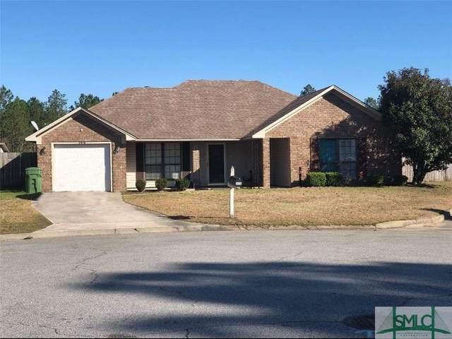 2416 Fernando Court, Hinesville, GA 31313 (MLS #220600) :: The Arlow Real Estate Group