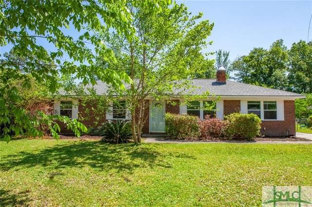 1322 Whitfield Park Drive, Savannah, GA 31406 (MLS #220603) :: The Arlow Real Estate Group