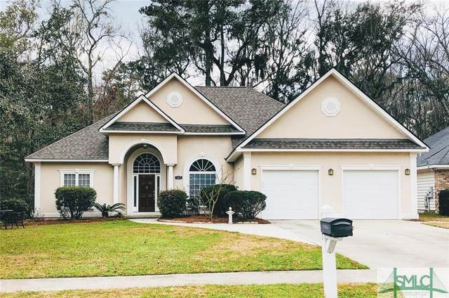 117 Valhalla Drive, Savannah, GA 31419 (MLS #220613) :: The Arlow Real Estate Group