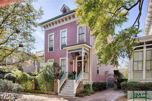 211 W Gwinnett Street, Savannah, GA 31401 (MLS #220620) :: The Arlow Real Estate Group