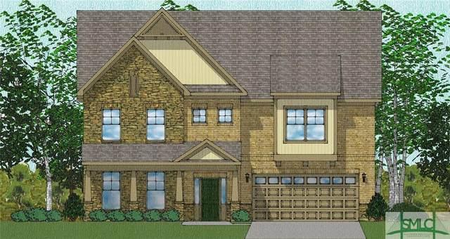 4669 Castleoak Drive, Richmond Hill, GA 31324 (MLS #220642) :: Bocook Realty