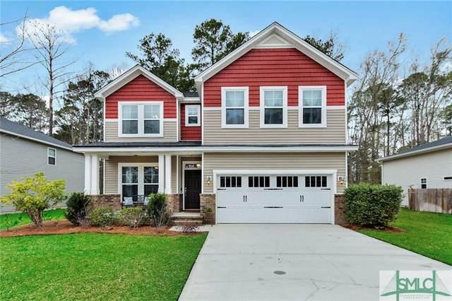 30 Lonnie Drive, Richmond Hill, GA 31324 (MLS #220654) :: Teresa Cowart Team