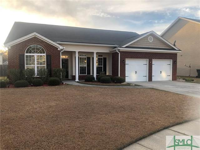 15 Masters Way, Pooler, GA 31322 (MLS #220664) :: The Arlow Real Estate Group
