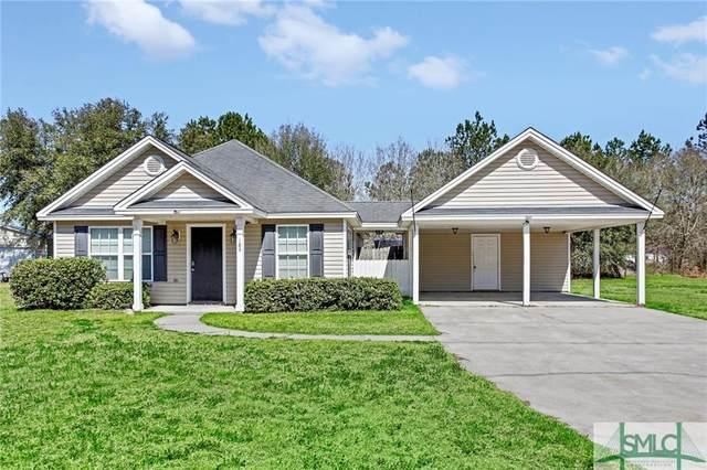189 Lindsey Drive, Richmond Hill, GA 31324 (MLS #220706) :: Bocook Realty