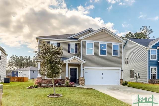 113 Westwind Drive, Pooler, GA 31322 (MLS #220720) :: The Arlow Real Estate Group