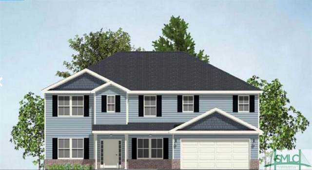 82 Shortleaf Trail, Richmond Hill, GA 31324 (MLS #220731) :: The Arlow Real Estate Group