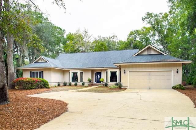 29 Cotton Crossing, Savannah, GA 31411 (MLS #220786) :: Heather Murphy Real Estate Group