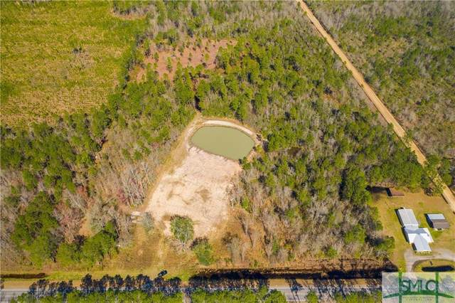 3227 Us 280 Highway E, Ellabell, GA 31308 (MLS #220796) :: Bocook Realty