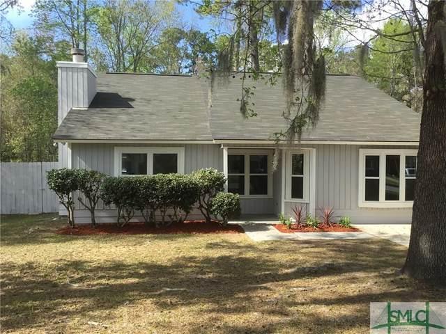 106 W White Hawthorne Drive, Savannah, GA 31419 (MLS #220834) :: The Arlow Real Estate Group