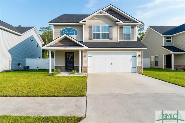 192 Grandview Drive, Hinesville, GA 31313 (MLS #220842) :: The Arlow Real Estate Group