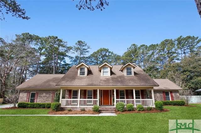 127 Radick Drive, Savannah, GA 31406 (MLS #220844) :: Bocook Realty