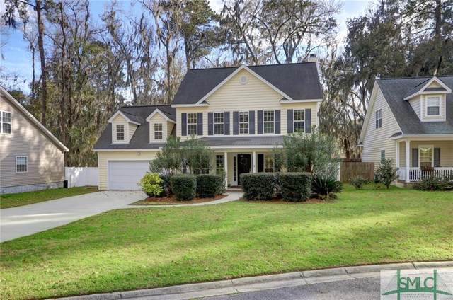 103 Courtland Drive, Savannah, GA 31419 (MLS #220877) :: The Sheila Doney Team