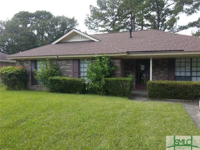 20 Marian Court, Savannah, GA 31406 (MLS #221002) :: Bocook Realty