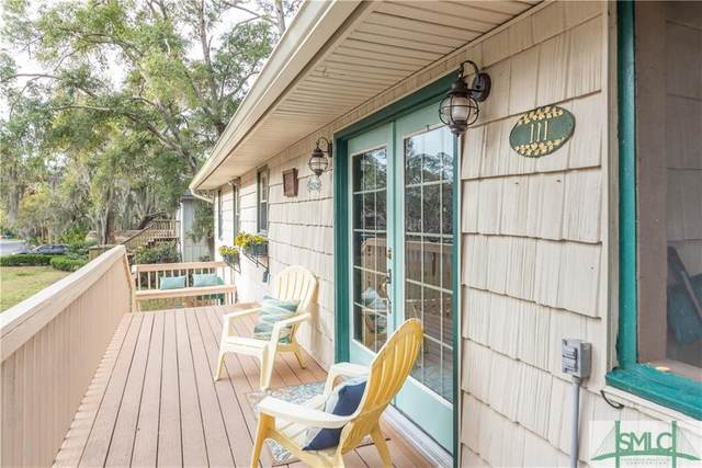 111 S Campbell Avenue, Tybee Island, GA 31328 (MLS #221009) :: Heather Murphy Real Estate Group